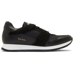 Black Pioneer Sneakers