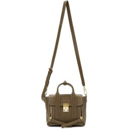 Brown Mini Pashli Bag
