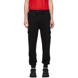 Black Anton Lounge Pants