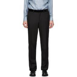 Black Formal Trousers