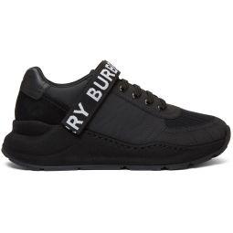 Black Ronnie Zig Sneakers