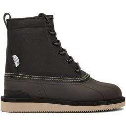 Black & Brown Alal Boots