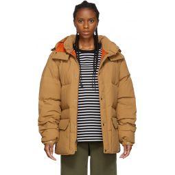 Brown Down Sierra 3.0 Jacket