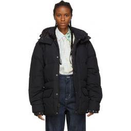 Black Down Sierra 3.0 Jacket
