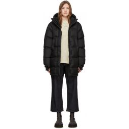 Black Down Vistaview Coat