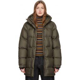 Green Down Vistaview Coat