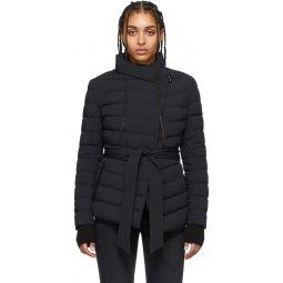 Black Down Gretta Coat