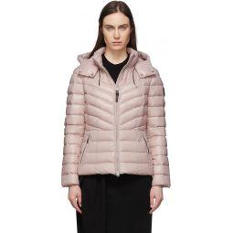 Pink Down Judie Jacket