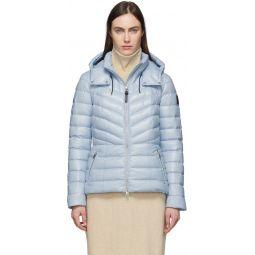 Blue Down Judie Jacket