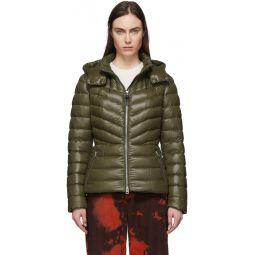 Khaki Down Judie Jacket