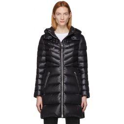 Black Down Lara Coat