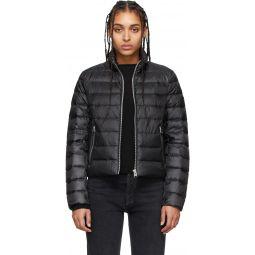 Black Down Mikka Jacket