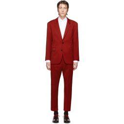 Red Ulan Farlys 201F Suit