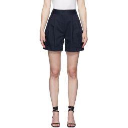 Navy Harrison Chino Shorts
