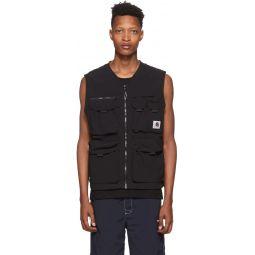 Black Hayes Vest