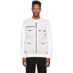 White Hayes Vest