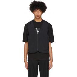 Black Insulated Vest
