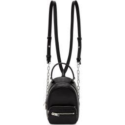 Black Mini Attica Backpack