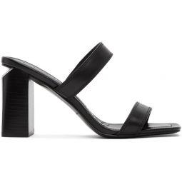 Black Hayden Heeled Sandals