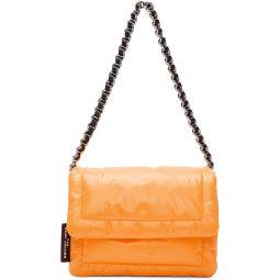 Orange 'The Mini Pillow' Bag