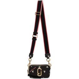 Black Magda Archer Edition Small Snapshot Bag