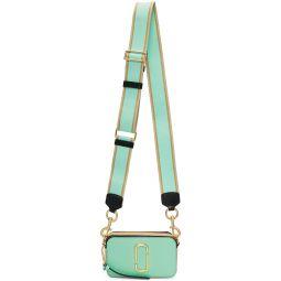 Green Small Snapshot Bag