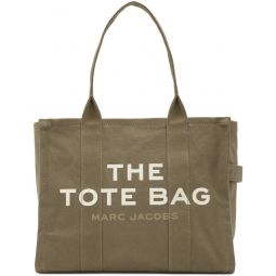 Taupe 'The Traveler' Tote