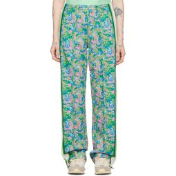 Multicolor 'The Track' Lounge Pants