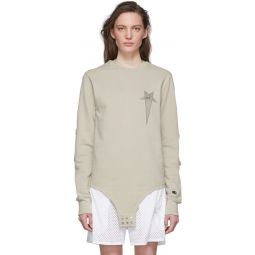 Off-White Champion Edition Long Sleeve T-Shirt
