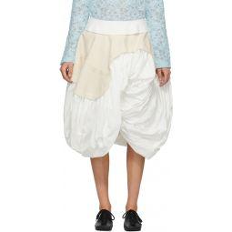 White Cloth Skirt
