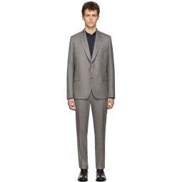 Grey 'The Soho' Suit