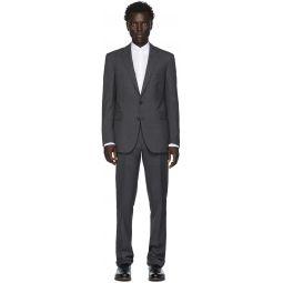 Grey Wool RLX Gregory Suit