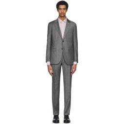 Grey Wool Milano Suit
