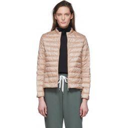 Pink Down Soprano Jacket