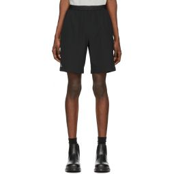 Black Tennis Shorts