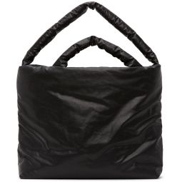Black Large Oil Tote