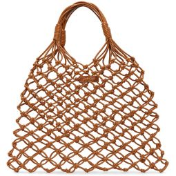 SSENSE Exclusive Brown Knotted Tote