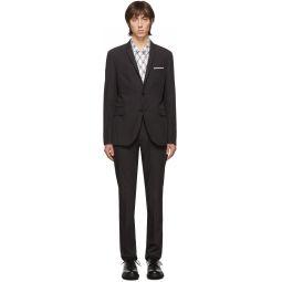 Black Parachute Techno Suit