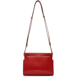 Red Trunk Reverse Shoulder Bag