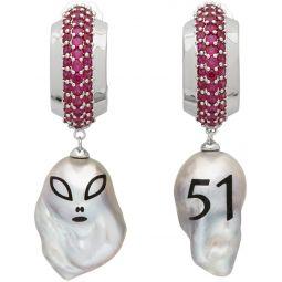 Pink Alien Ultimate Earrings
