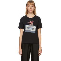 Black Cassette T-Shirt