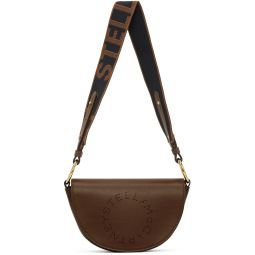 Brown Alter Nappa Marlee Logo Bag