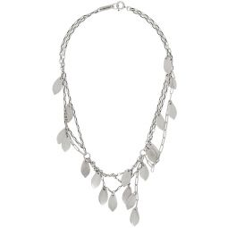 Silver Multiple Necklace