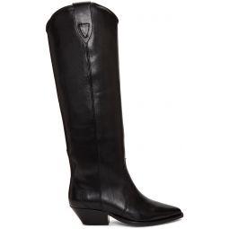 SSENSE Exclusive Black Denvee Boots