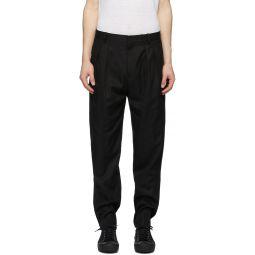Black Nerias Trousers