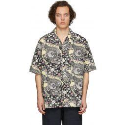 Black & Beige Lazlo Shirt