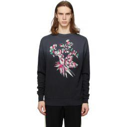 Black Milano Sweatshirt