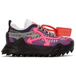 Purple & Pink ODSY-1000 Sneakers