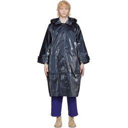 Black 'The Ploughman' Coat
