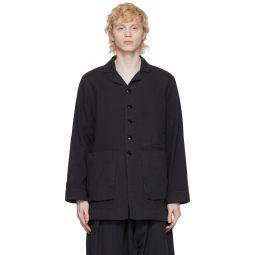 Black 'The Photographer' Jacket